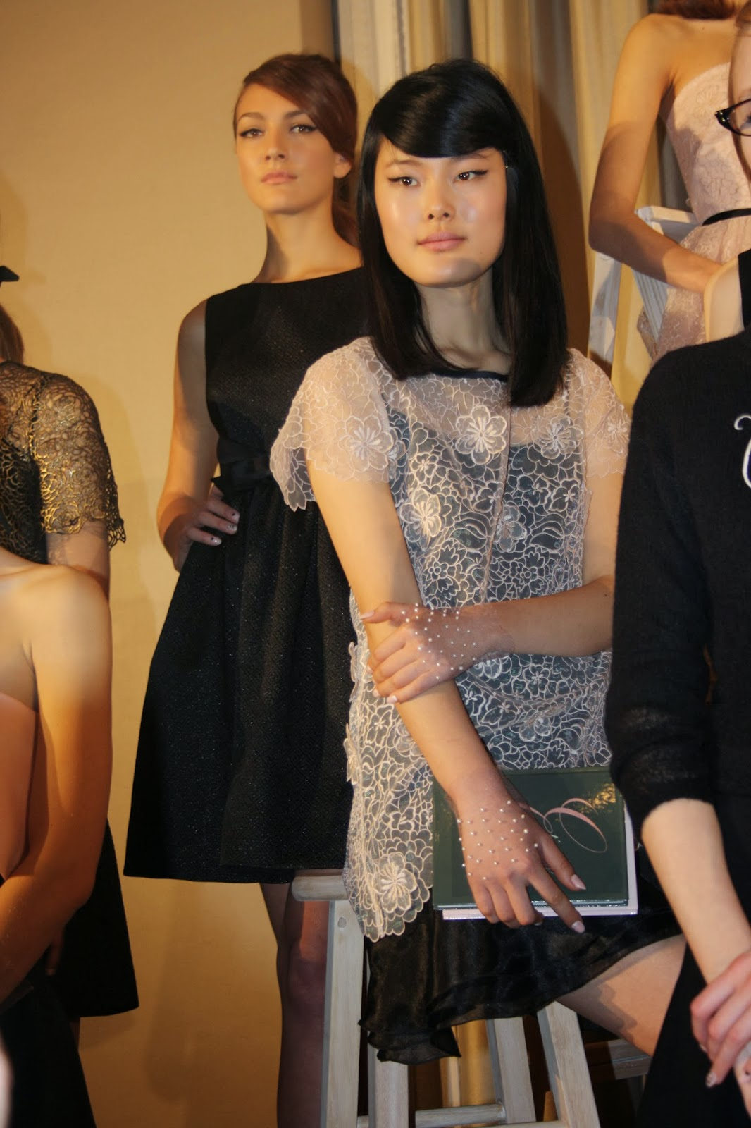 Inspection Report: Erin Fetherston Fall/Winter 2014 Presentation