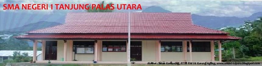 SMAN 1 TANJUNG PALAS UTARA