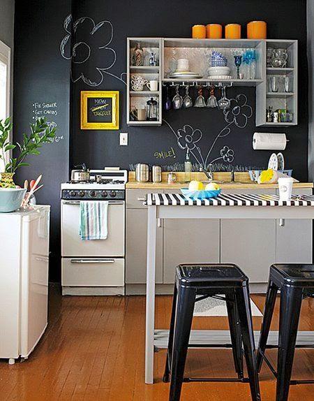 Resultado de imagem para cozinha sem revestimento