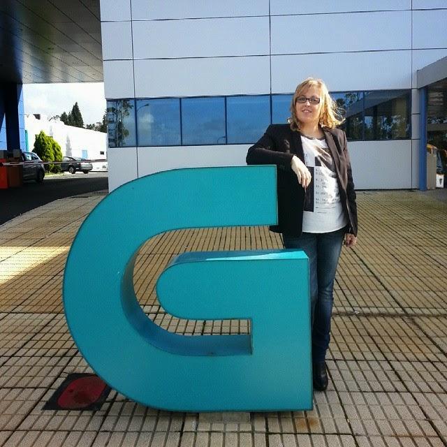 """Entrevista en Radio Galega """"Come e Fala"""""""