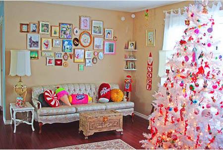 aunque a mi me sigue gustando ms una bonita pared llena de cuadros o fotografas familiares