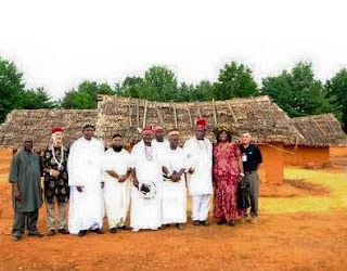 Igbo Village in Virginia, USA