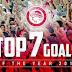 """Τα 7 καλύτερα """"ερυθρόλευκα"""" γκολ του 2014 ... [video]"""