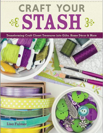 craft your stash book lisa fulmer