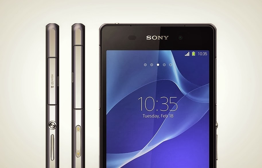 Sony Xperia Z2 'Sim-free' pricing and availability confirmed for UK