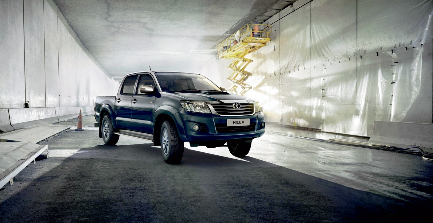 Kes kecurian Toyota Hilux Terkini