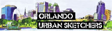 Orlando Urban Sketchers Blog