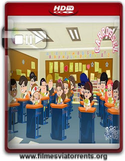 Carrossel em Desenho Animado 1ª Temporada Torrent - WEB-DL