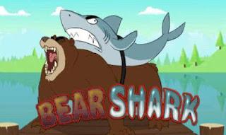 bearshark the game logo BearShark: The Game (3DS)   Nintendo World Report Review