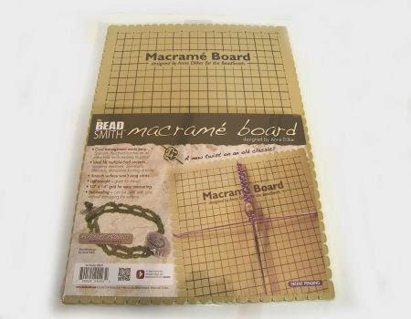 tabla para macrame