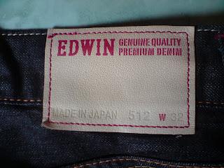 seluar edwin