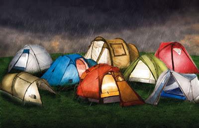 equipo-carpa-campamento-trekking-hiking-acampar