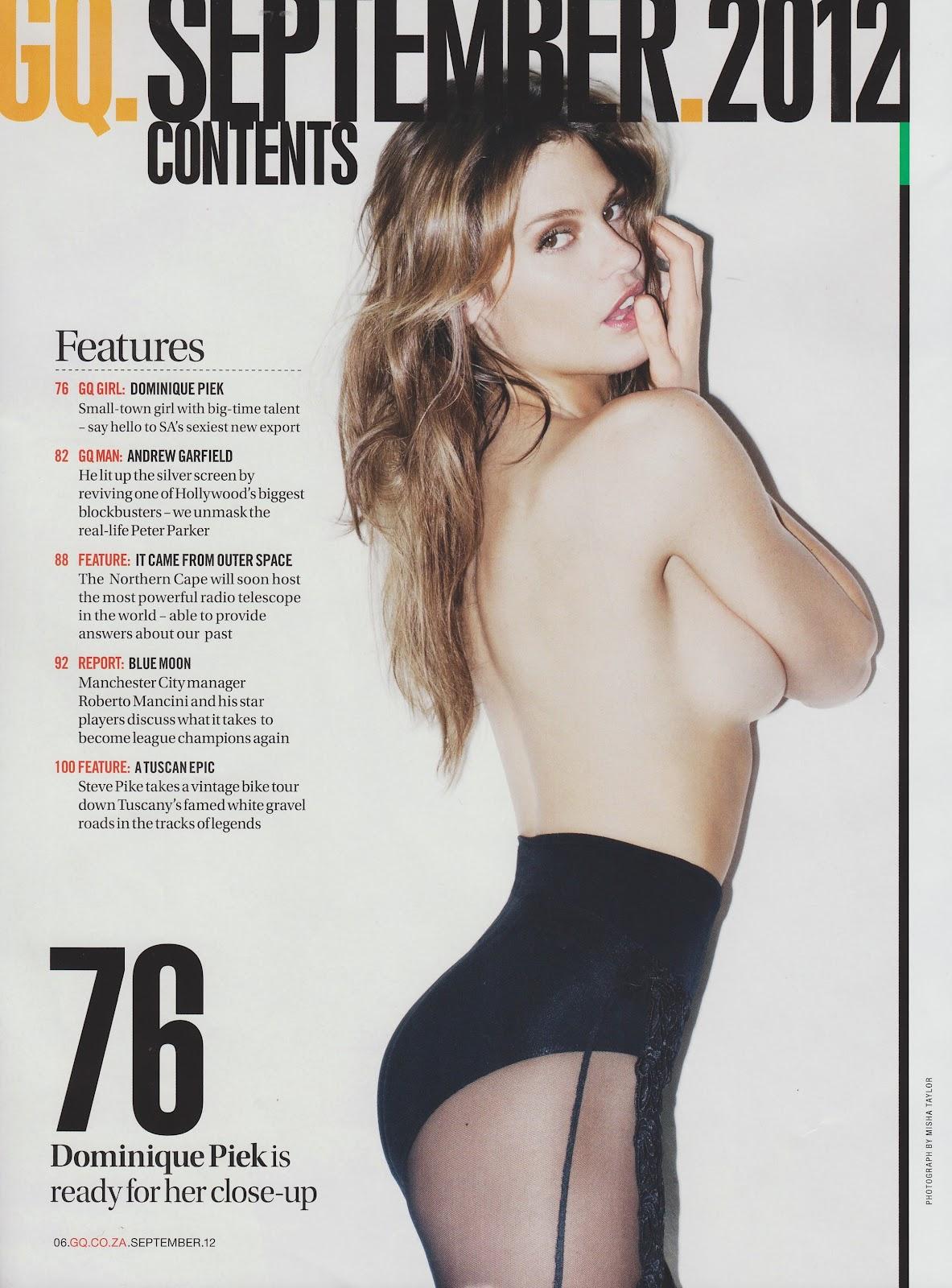 Dominique Piek Model