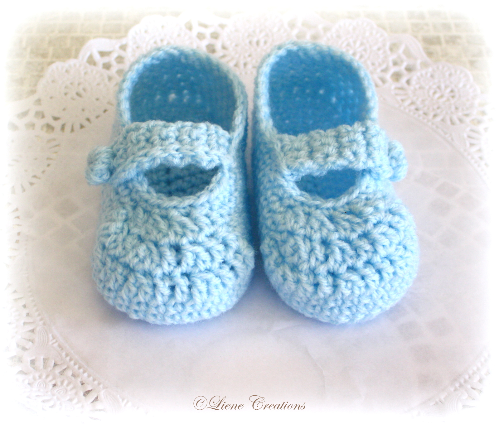 tutorial para tejer escarpines o zapatitos a crochet Car Tuning
