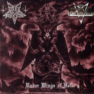 DARK FUNERAL - UNDER WINGS OF HELL (2002)