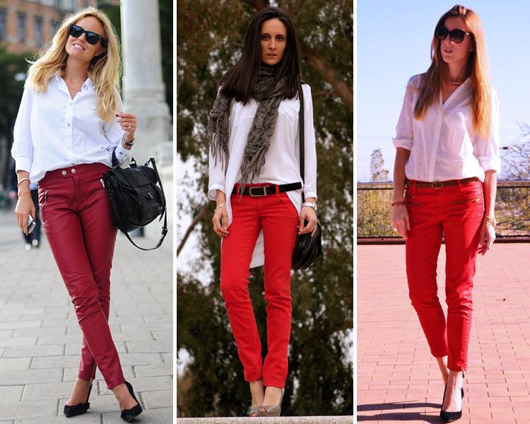 ZARA is the new black Cmo combinar unos pantalones pitillo de
