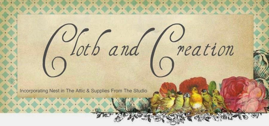 Cloth and Creation