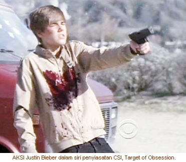 Justin Bieber Mati Di Tembak | Justin Bieber Shot Dead