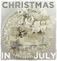 July Challenge -  Christmas in July