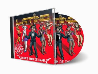 Latino – James Bom De Cama (2014)
