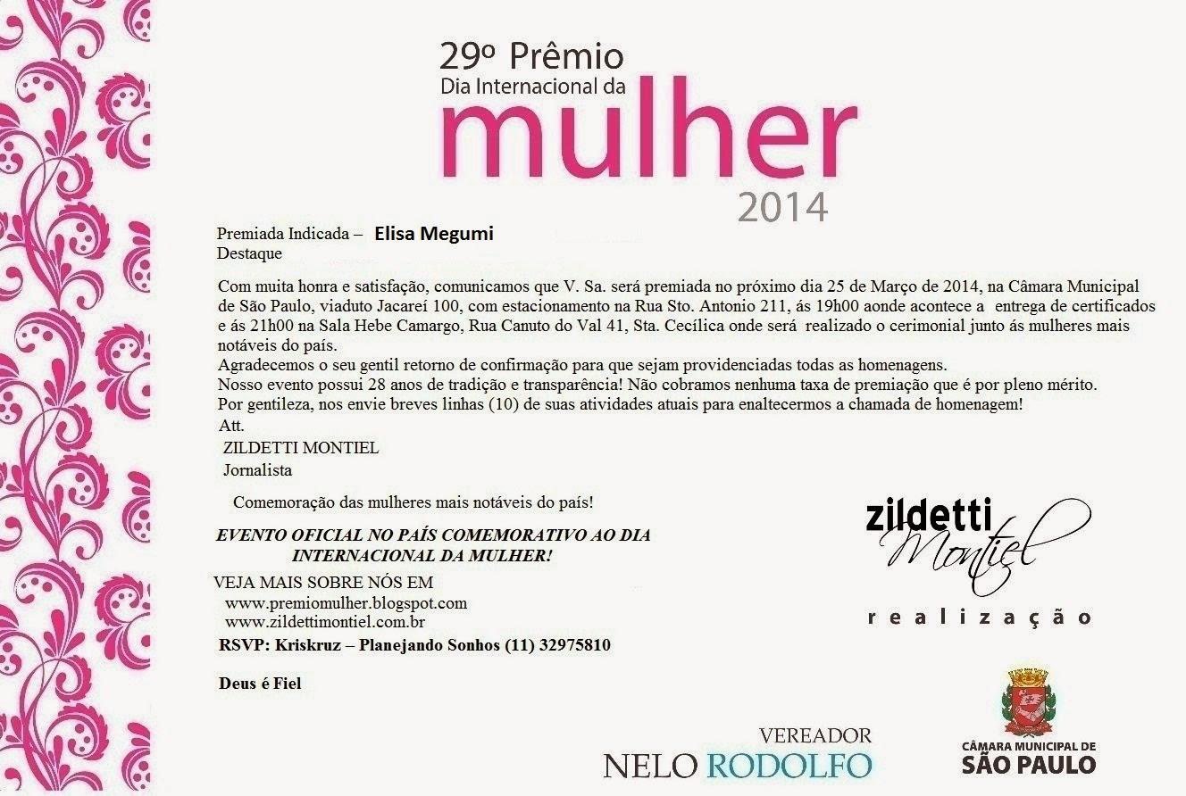 Premiação 2014