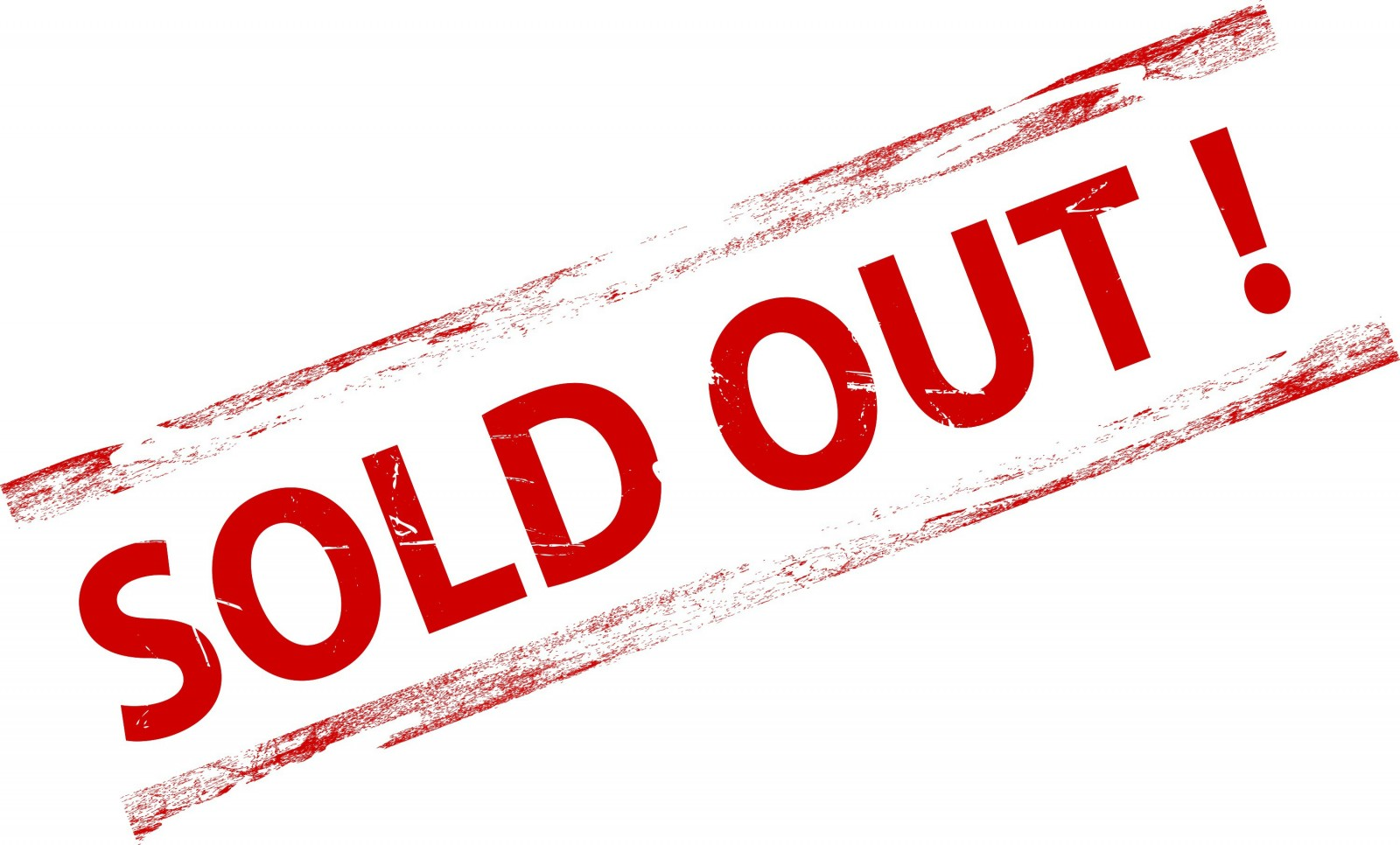 it s a revolution sold out