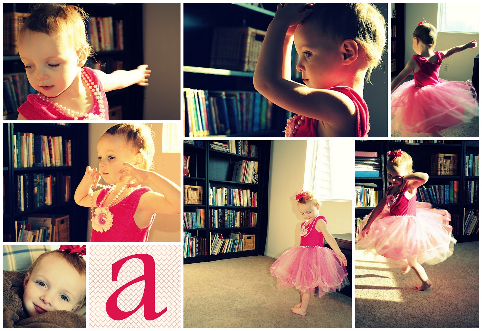how to make photo collages with picasa - Picture Collages