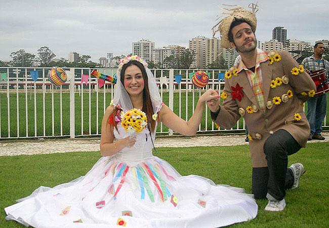Vestidos De Festa Junina Aluguel Bh