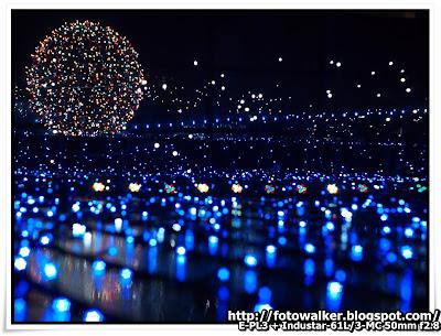 新城市廣場星空花園聖誕燈飾