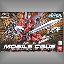 HG Xist's Mobile CGUE