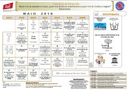 Calendário de Efemérides