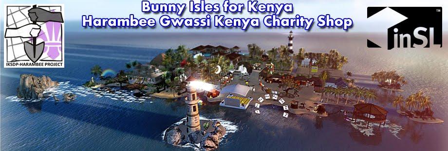 IKSDP Harambee Gwassi Kenya Project in Second Life