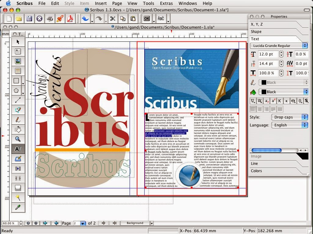 Scribus 150 download