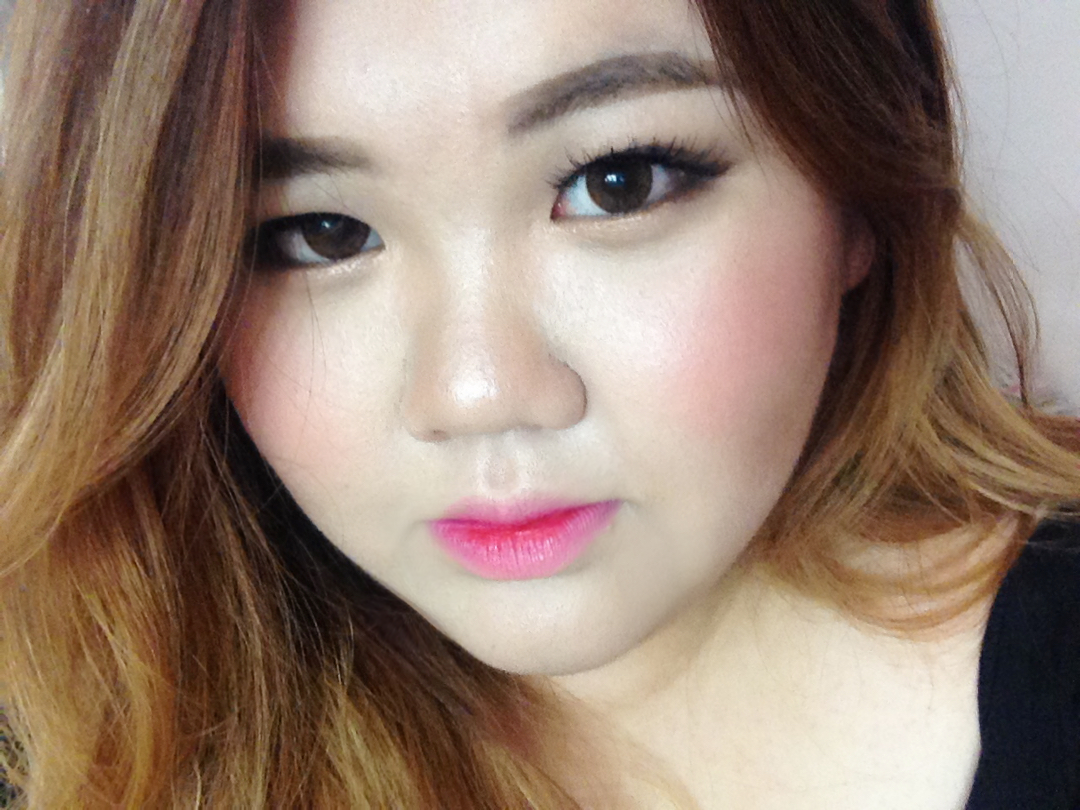 Simple Makeup For Big Eyes Cat Eye Makeup