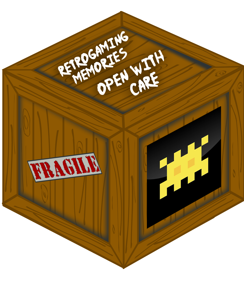 What Nostalgic Items Would You Put In A Retrogaming Crate