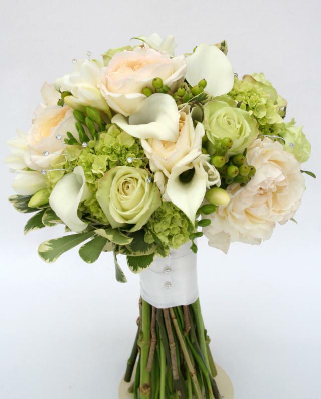 Wedding Flowers White Green : Funny pictures gallery white and green flowers wedding