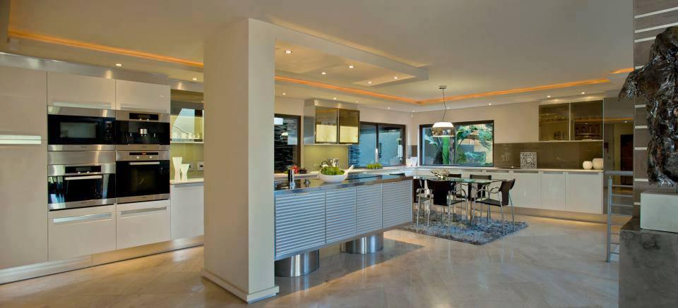 Construindo Minha Casa Clean Decorao De Cozinhas