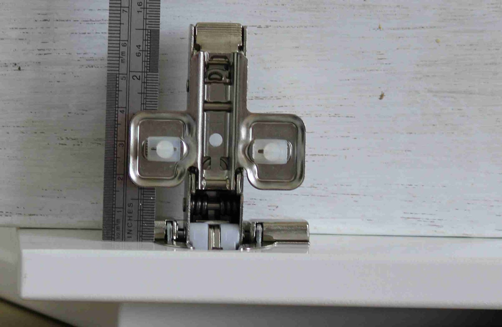 Kitchen Cabinet Hinge Template