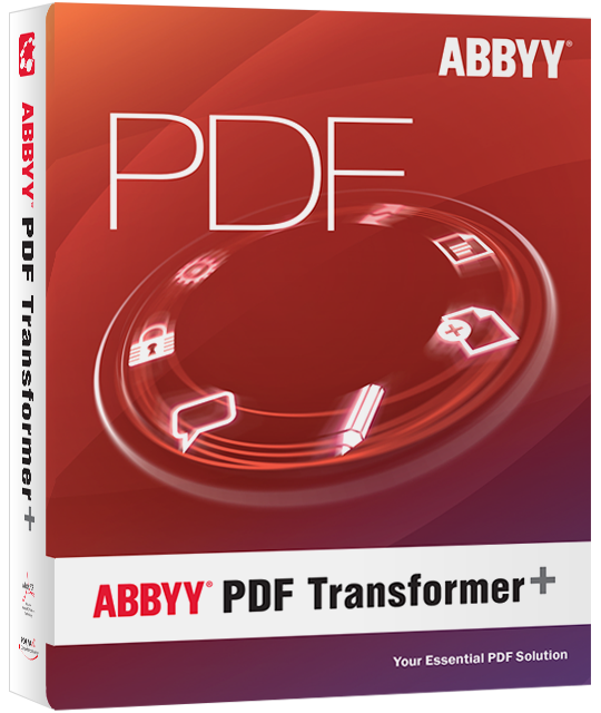 abbyy pdf transformer serial:
