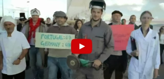 Το Πορτογαλικό βίντεο που απαγορεύτηκε στη Γερμανία και πρέπει να δουν ΟΛΟΙ οι Έλληνες!
