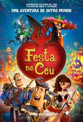 Filme Festa no Céu