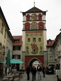 Ravensburg Gate, Wangen im Allgäu, Germany