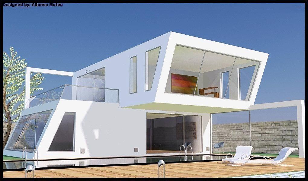 Infoarquitectura render 3d primeros renders 3d futurist - Futuro precio vivienda ...