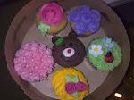 combinado cupcakes