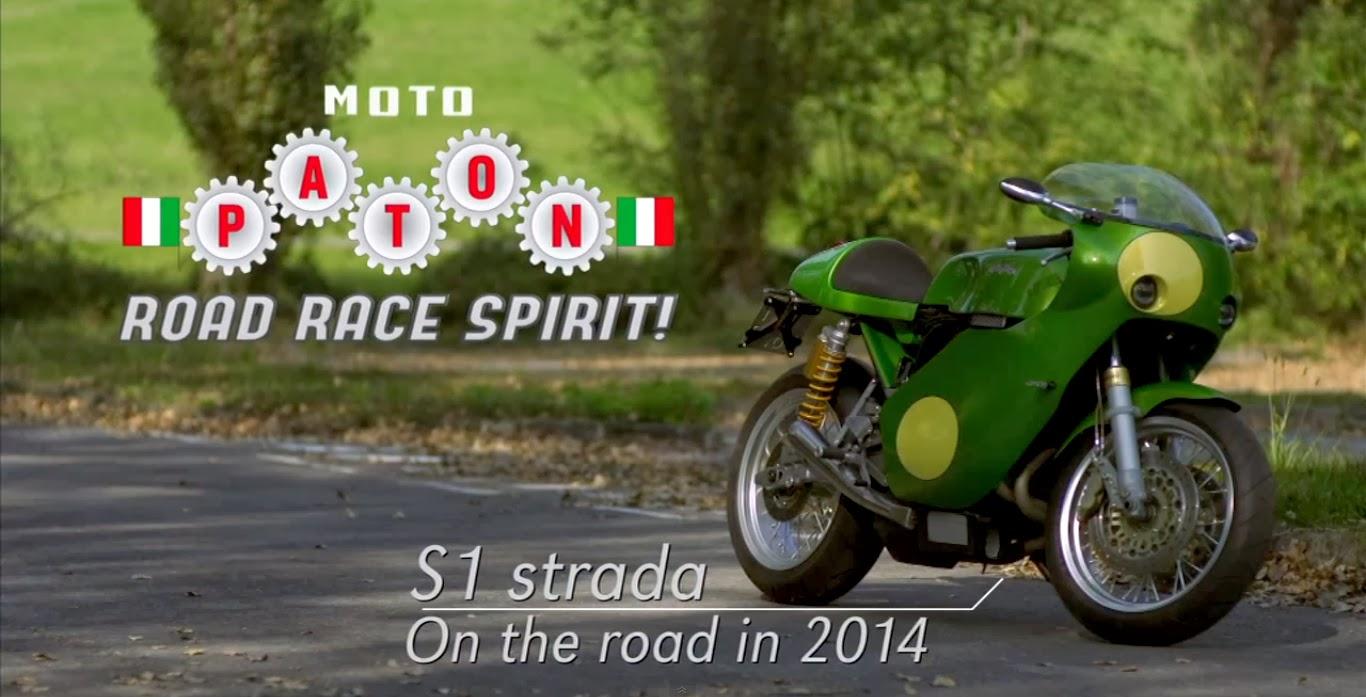 Paton : La Paton S1 ? una moto artigianale di linee classiche e contenuti ...