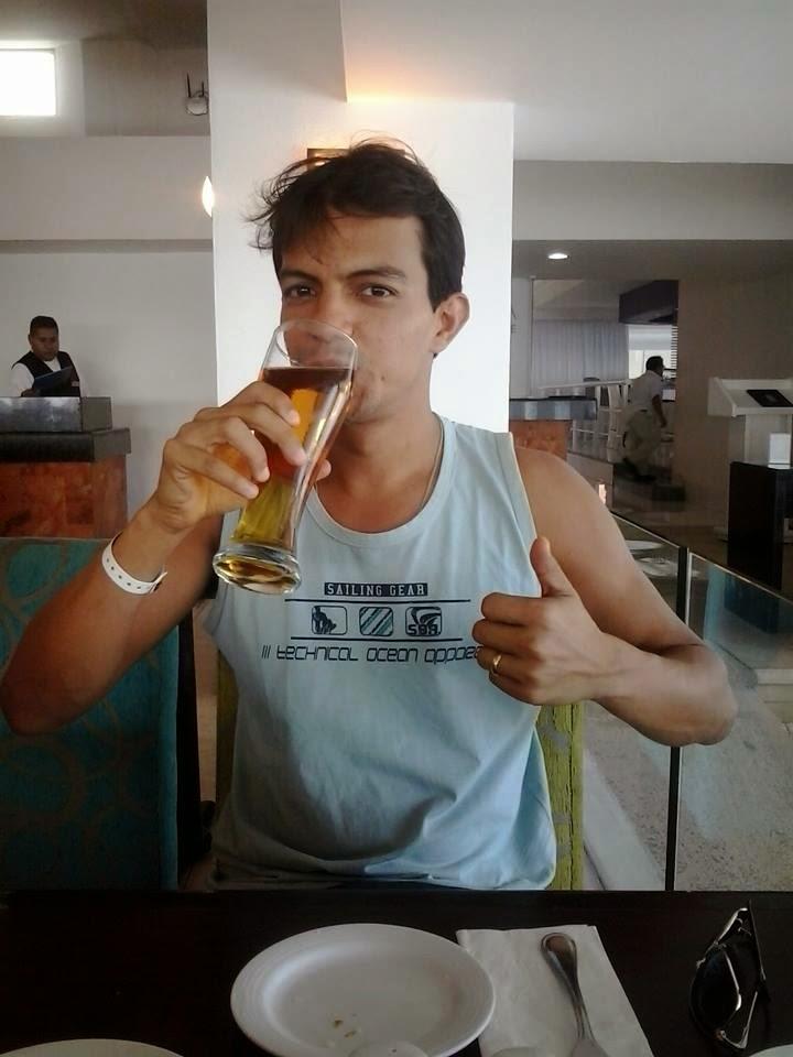 restaurante do resort - krystal cancun