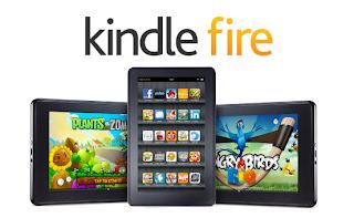 الجهاز اللوحي Amazon Kindle Fire الإصدار 2013