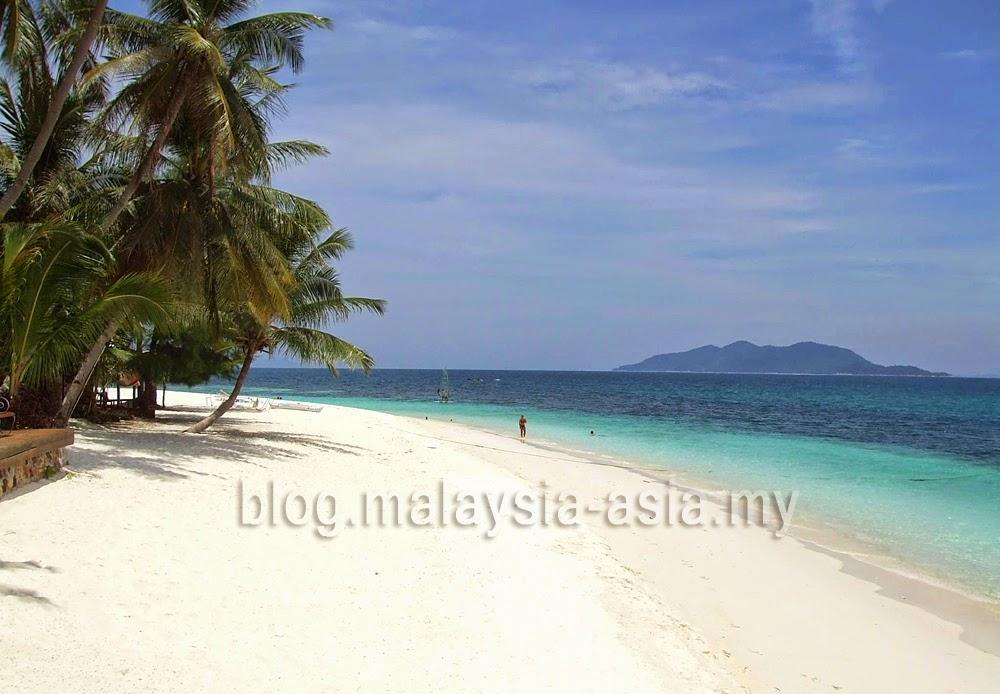 Pantai Pulau Rawa