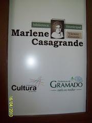 BIBLIOTECA MUNICIPAL MARLENE CASAGRANDE