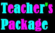 Tracher's Package